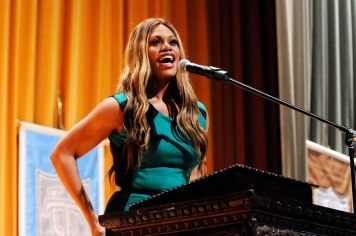 Transgender actress speaks at Tulane University